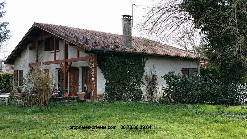 Vente maison 111 m saint martin d 39 oney 40090 - Ventes privees maison ...