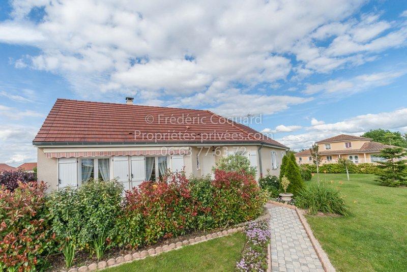 Maison Plain-pied T7 140 m² - 4 chambres-sous-sol