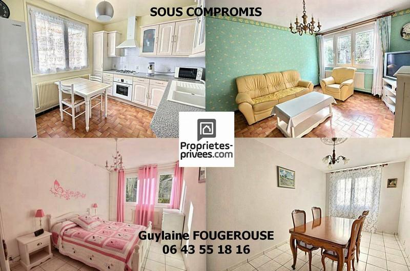 Appartement F3 72 m² à 10 mn de Châteaucreux