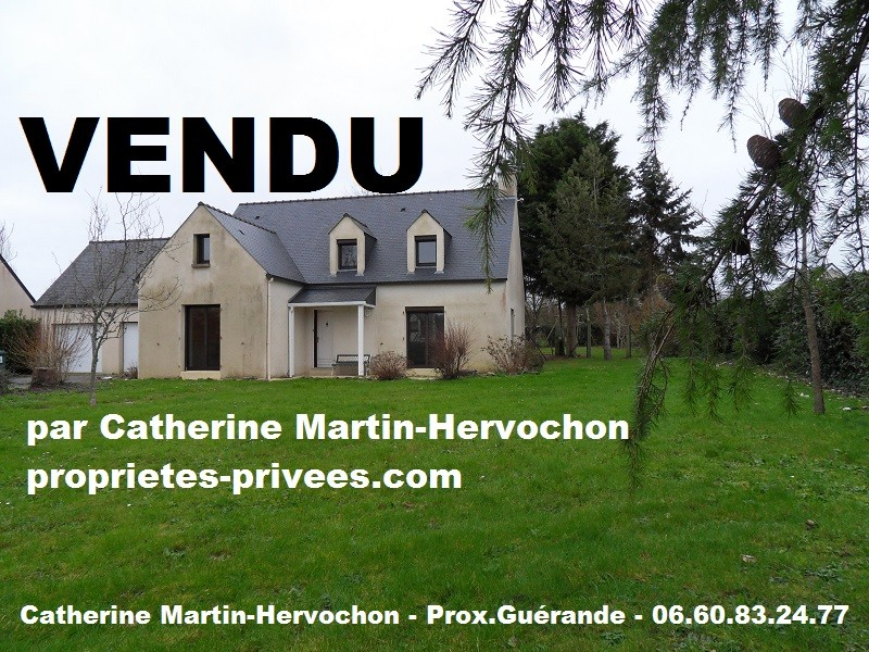 à 2 km de Guérande et 3 km de ses remparts