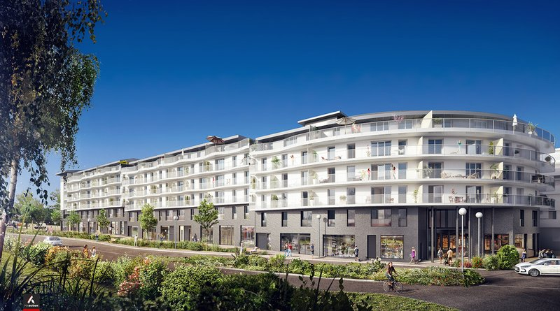 T1 ST GENIS POUILLY 28 m²