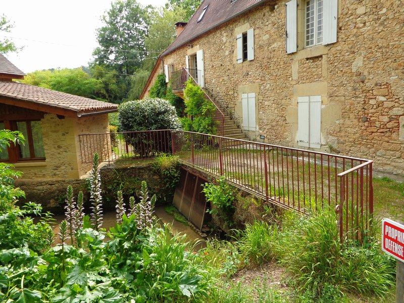 Moulin du 19ème siècle