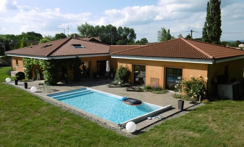 Vente maison d 39 architecte 161 m orleat 63190 - Ventes privees maison ...