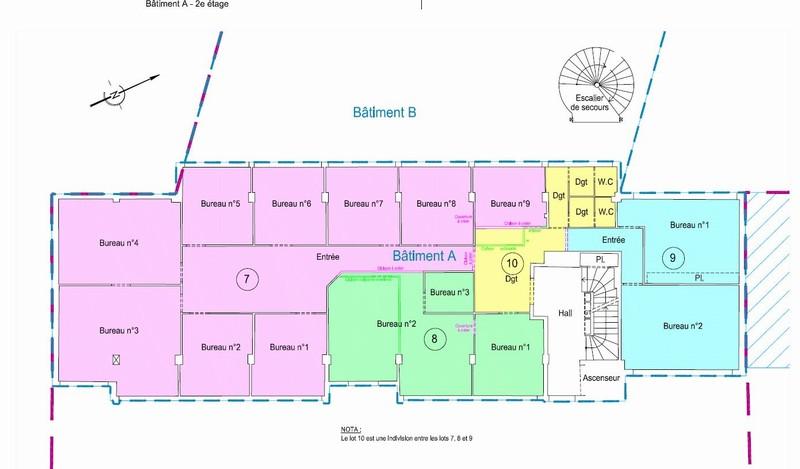 Plateau ANNECY 300 m²