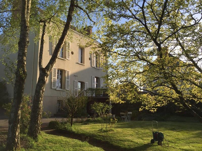 Maison de caractètre, 6 chambres, terrain 850m².