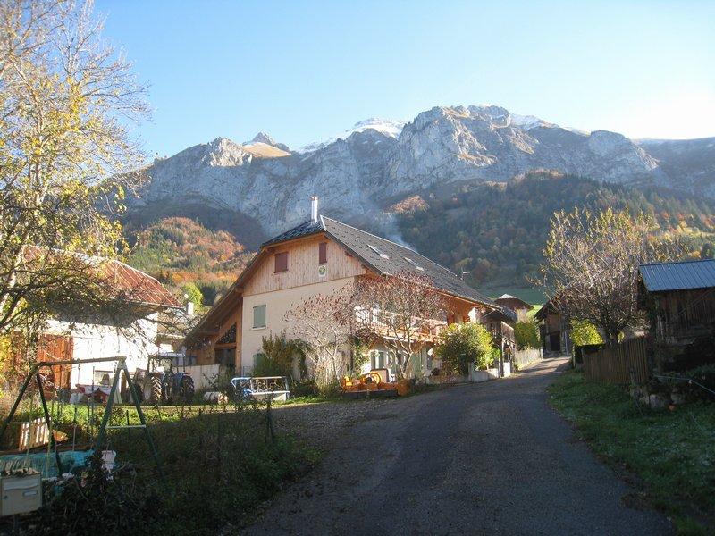 Grande Maison de village 260 m2 Parc des Bauges