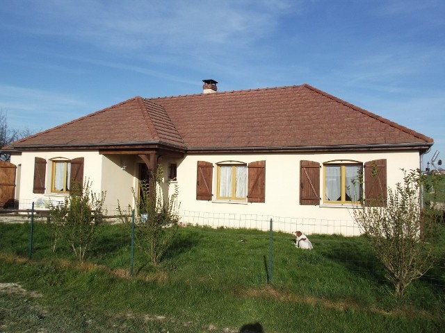 Vente maison r cente 104 m petit mesnil 10500 for Vente maison recente