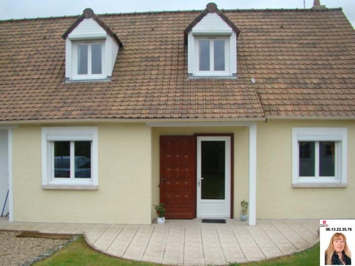 Gasny  Maison sans travaux de132 m2 P.256.025€