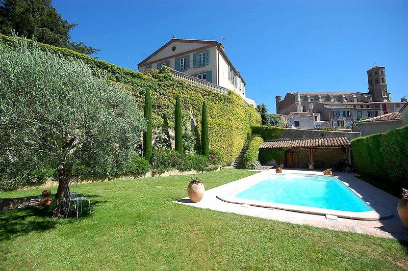 Maison historique rénovation de luxe sud France