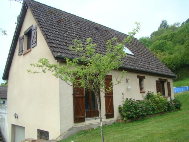 Aubevoye - Maison avec sous-sol de 100 m2 209.000€