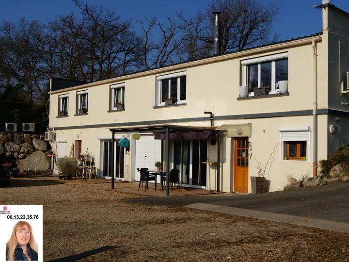Propriété de 290 m2 sur +de 3 hectares  P.512.050€