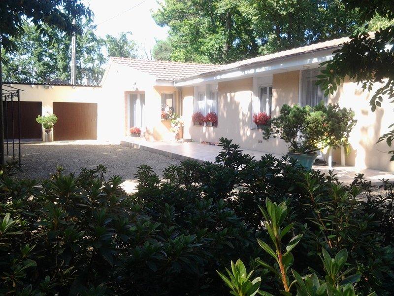 Vente maison 133 m noyen sur sarthe 72430 for Garage noyen sur sarthe