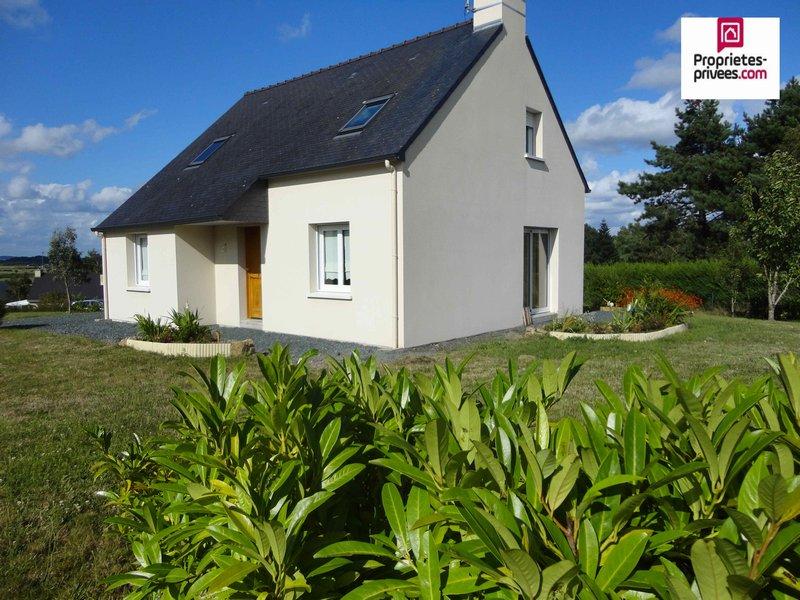 Vente maison r cente 110 m thehillac 56130 for Vente maison recente