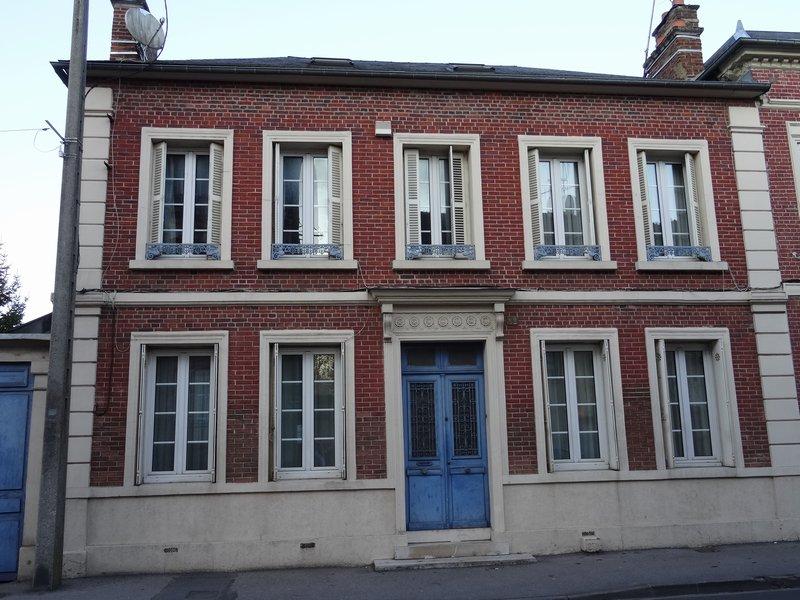 Maison bourgeoise à Beauvais