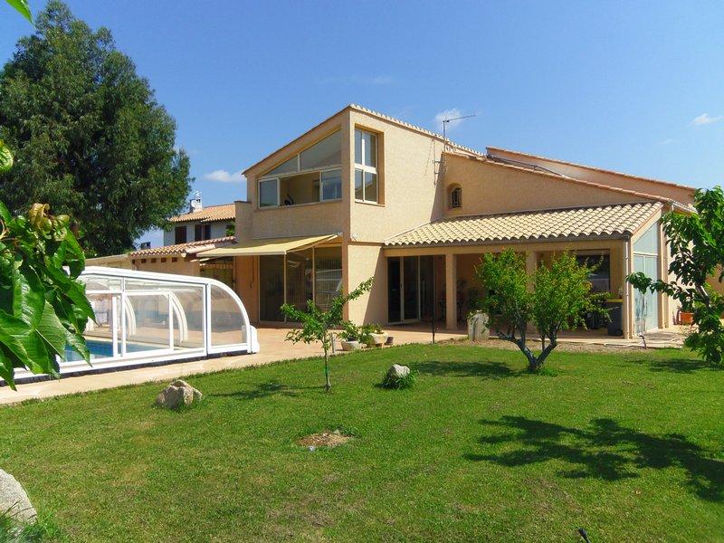 Belle villa avec vue imprenable sur Le Canigou
