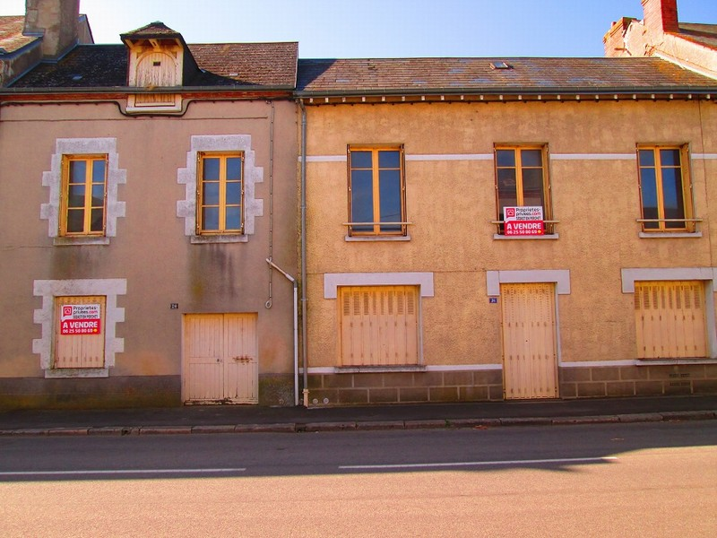 A vendre Maison 3 chambres Patay