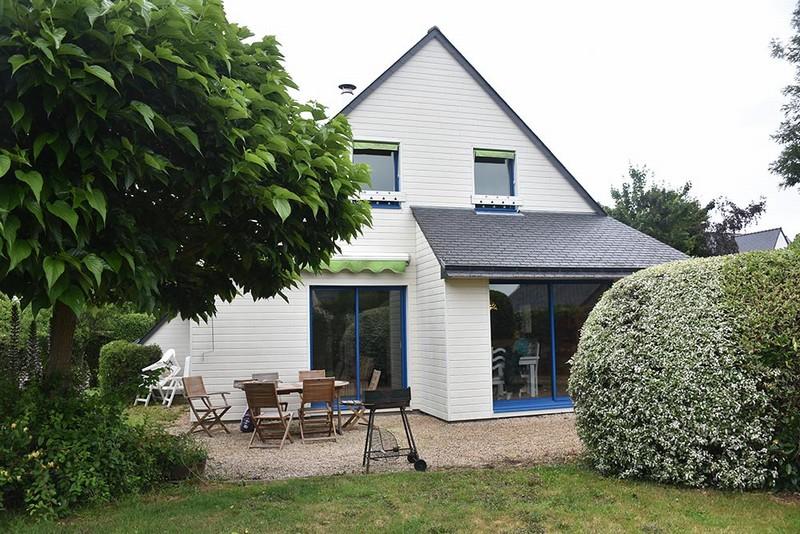 Maison Bois St-Philibert