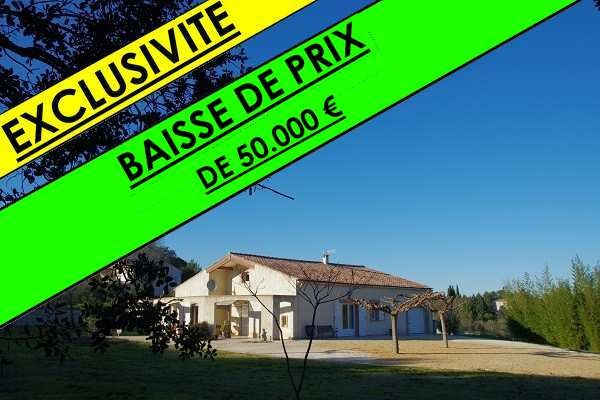 Villa 140 m² 4 ch