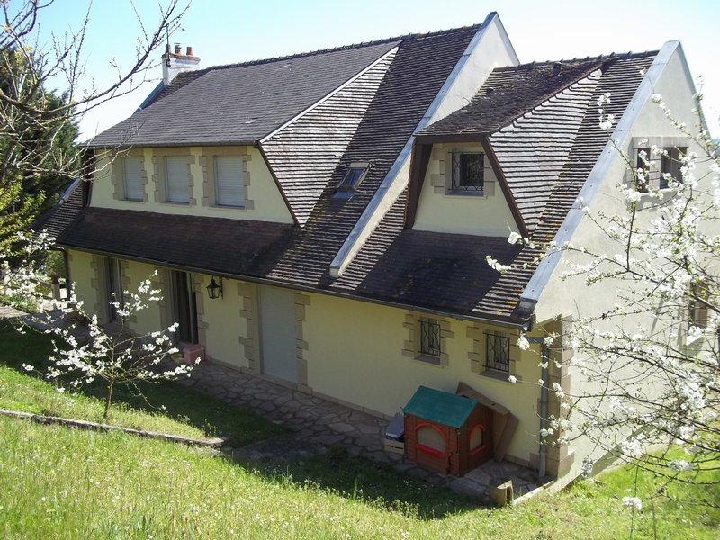 Maison de caractère avec 6 chambres