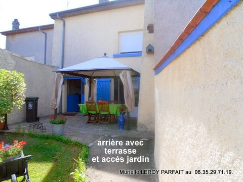 54200 BOUCQ Maison 118m²/3CH/Jardin/132990€HAI