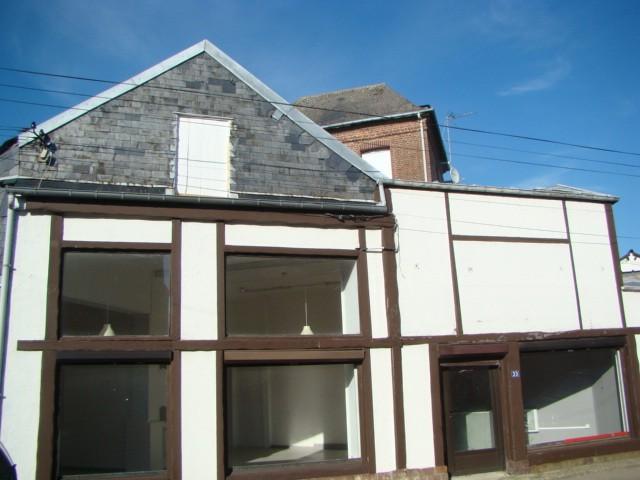 Envermeu centre 76630 - Loft  73 m2 Prix : 85.990€