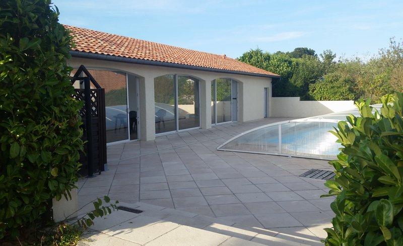 Maison d'architecte avec Piscine et Pool à House