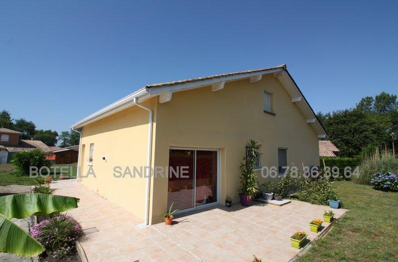 Vente maison r cente 158 m morcenx 40110 for Vente maison recente