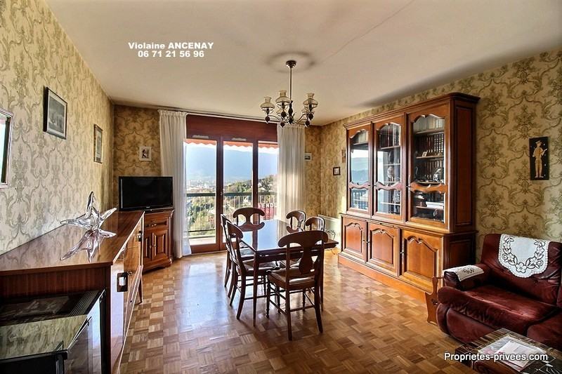 Grand T4 Chambéry avec vue panoramique !