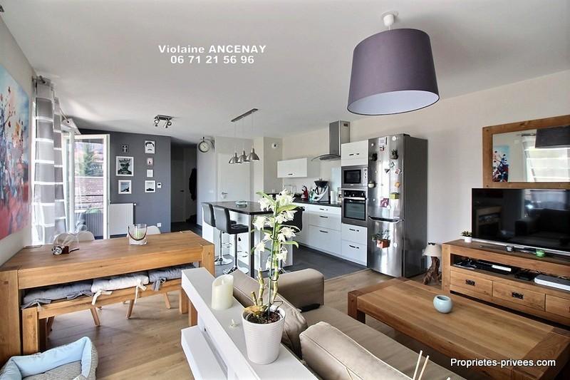 Superbe T4 95m² centre ville Chambery avec garage