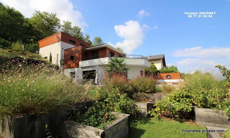 Maison contemporaine à 10 minutes de Chambéry