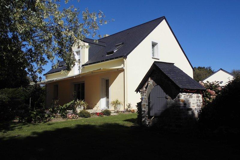 Maison, 172m², 5 chambres, terrain 1890m²