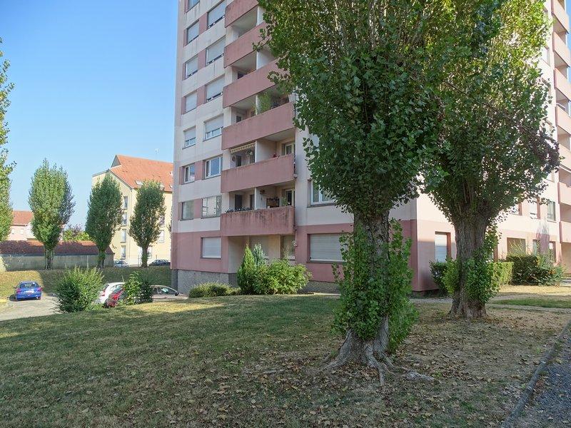 Appartement type F2 à SARREBOURG