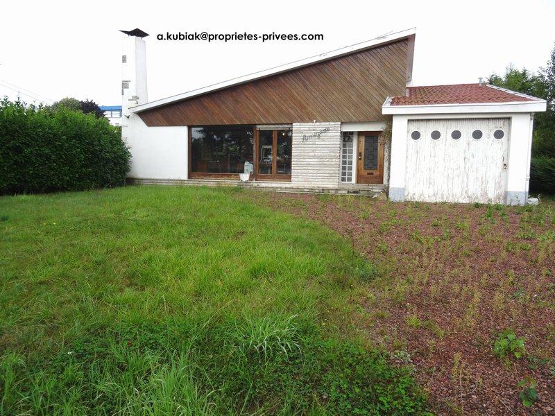 MAISON PLAIN PIED STE CATHERINE 135M² 3 CHAMBRES