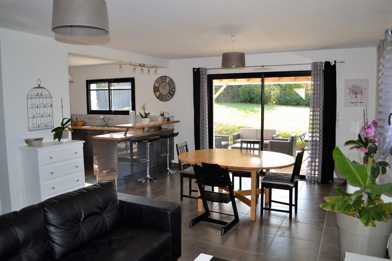 Maison récente  4 chambres - 109 m² - Coueron