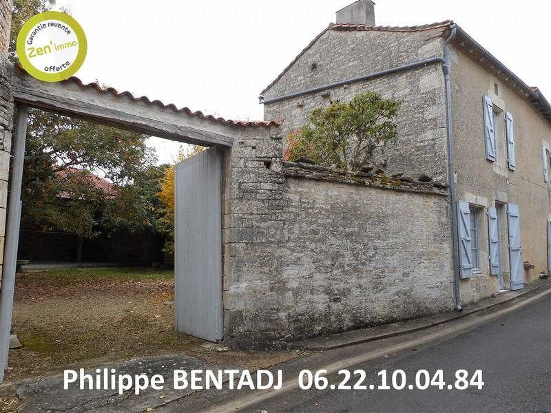 MAISON DE BOURG 168 M² AVEC 4 CH + DEPENDANCES