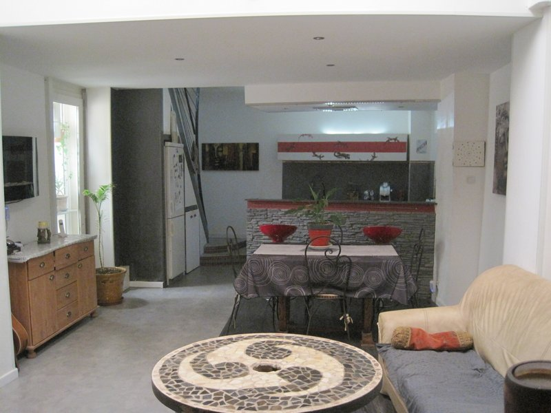 appartement T3 de 82 m² sur 2 niveaux