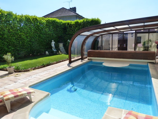 Vente maison individuelle 185 m herblay 95220 for Piscine herblay