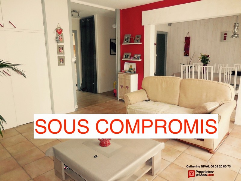 Appartement Orvault 101.86 m2  4 chambres