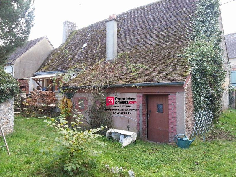 maison de bourg 72440 St Michel de Chavaignes