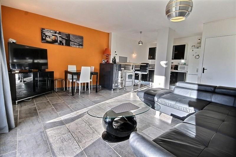 Appartement de 64.70 m2 en rez de chaussée