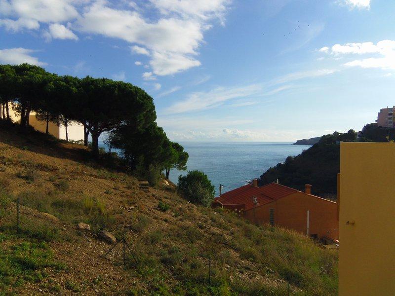 Belle vue mer pour ce T3 avec terrasse de 17 m²
