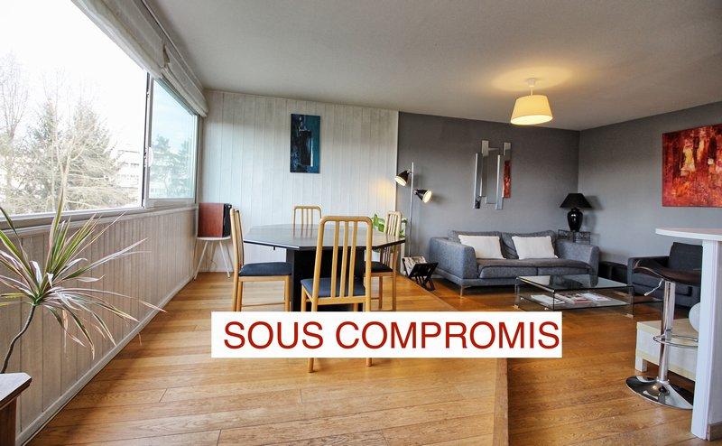 Appartement Chezine , 80 m2, 3 chambres