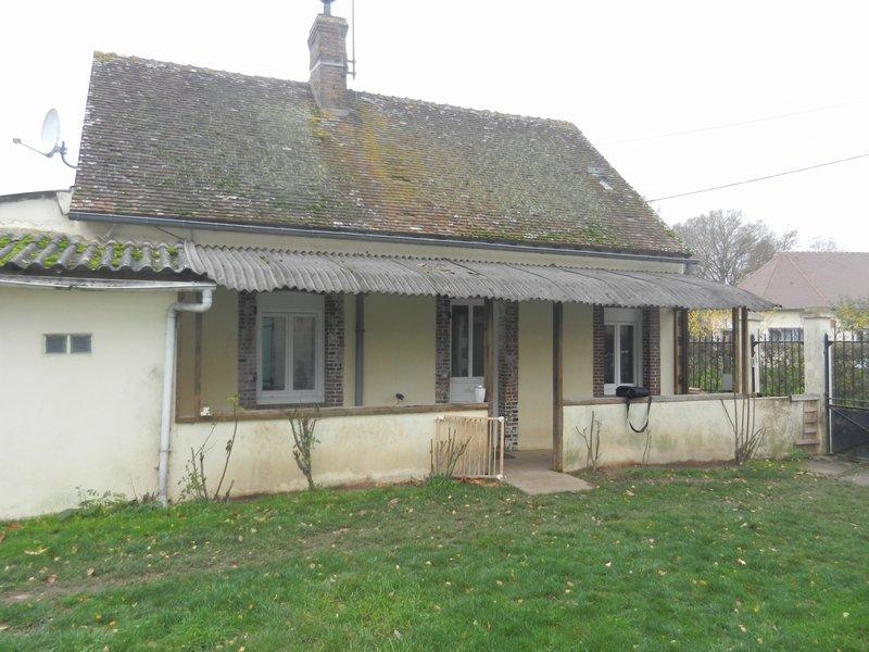 Vente maison ancienne 65 m crucey villages 28270 - Frais achat maison ancienne ...