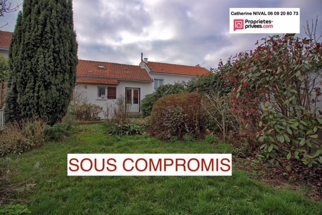 Maison, Saint Herblain  Chezine , 5 pièces