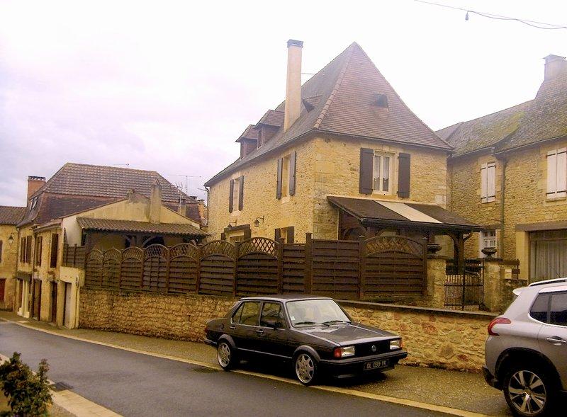Maison périgourdine de ville