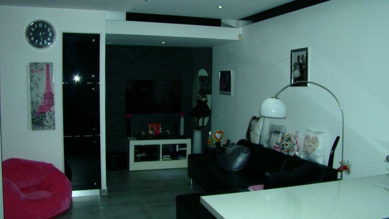 Appartement T3 de 70 m² en rez-de-chaussée, calme