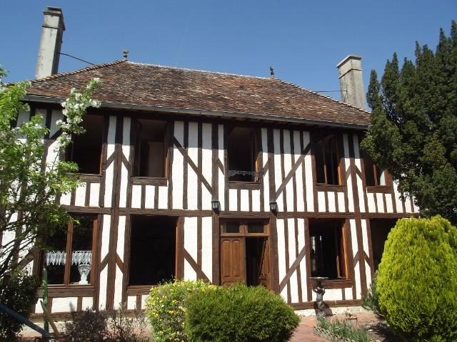 Belle maison champenoise