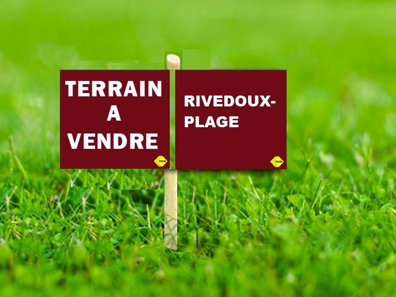 ILE DE RE - RIVEDOUX-PLAGE - TERRAIN