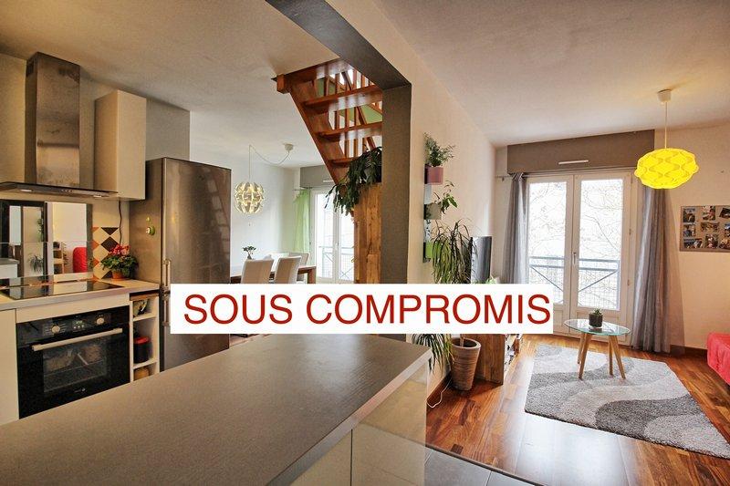 Nantes centre, Appartement, quartier Saint Mihiel