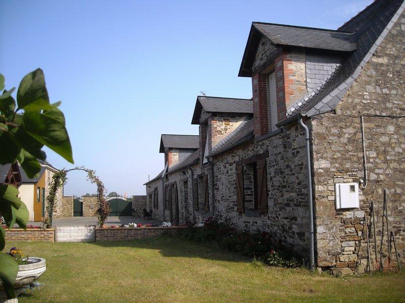 Maison, Longère, 4 chambres, 180m² hab, piscine